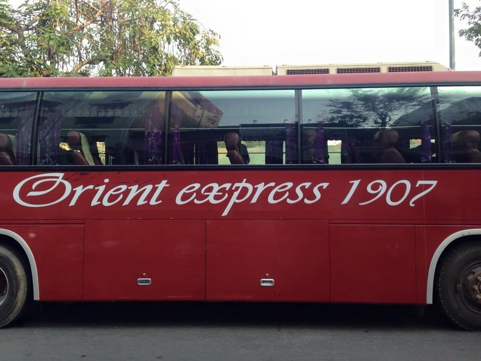 Cambodia Bus Company