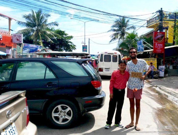 Private Taxi Cambodia