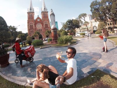 Phnom Penh to Ho Chi Minh by bus