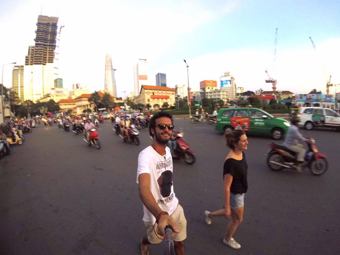 Phnom Penh to Ho Chi Minh by bus