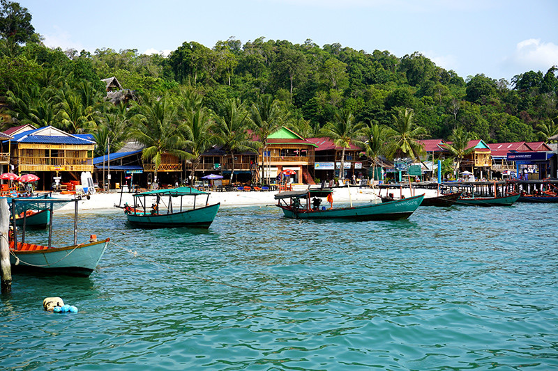 Koh Rong and Koh Rong Samloem