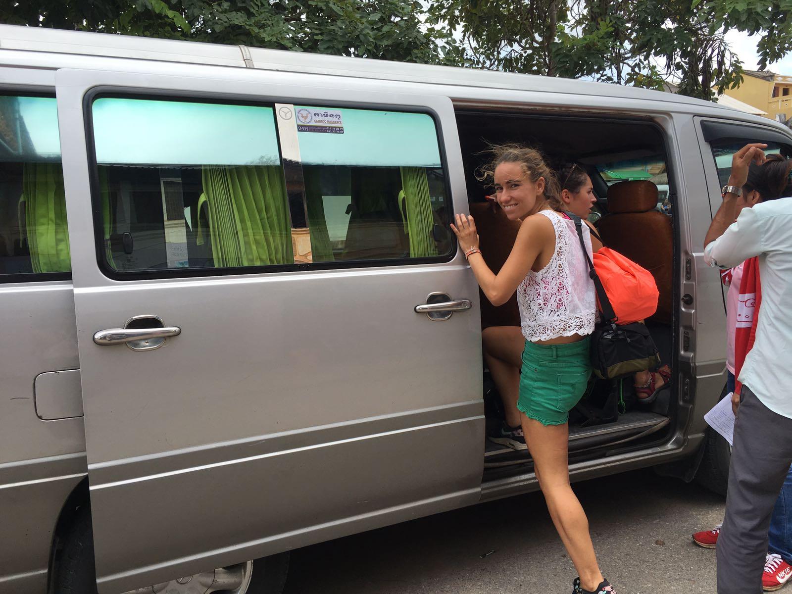 Exploring Siem Reap