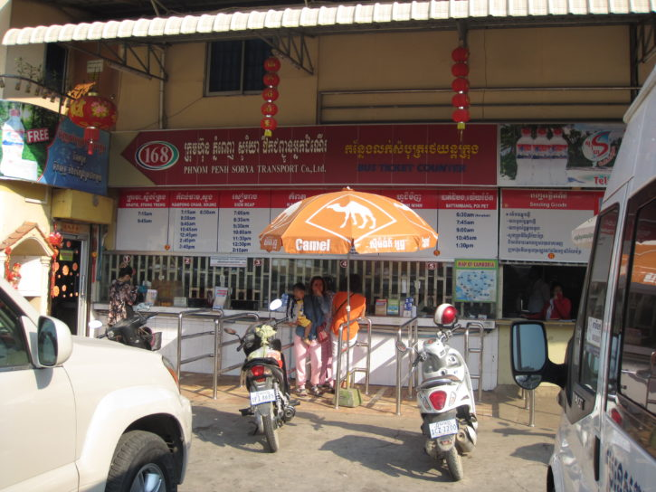 Phnom Penh Sorya Bus