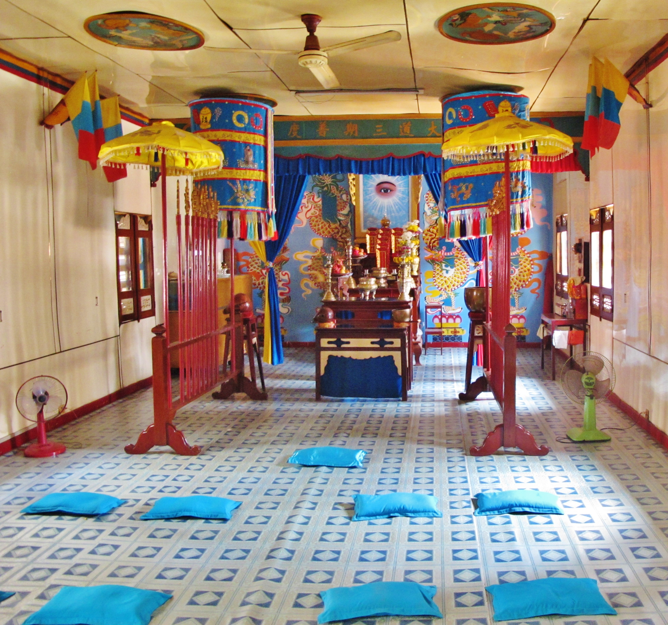 Temples in Cambodia
