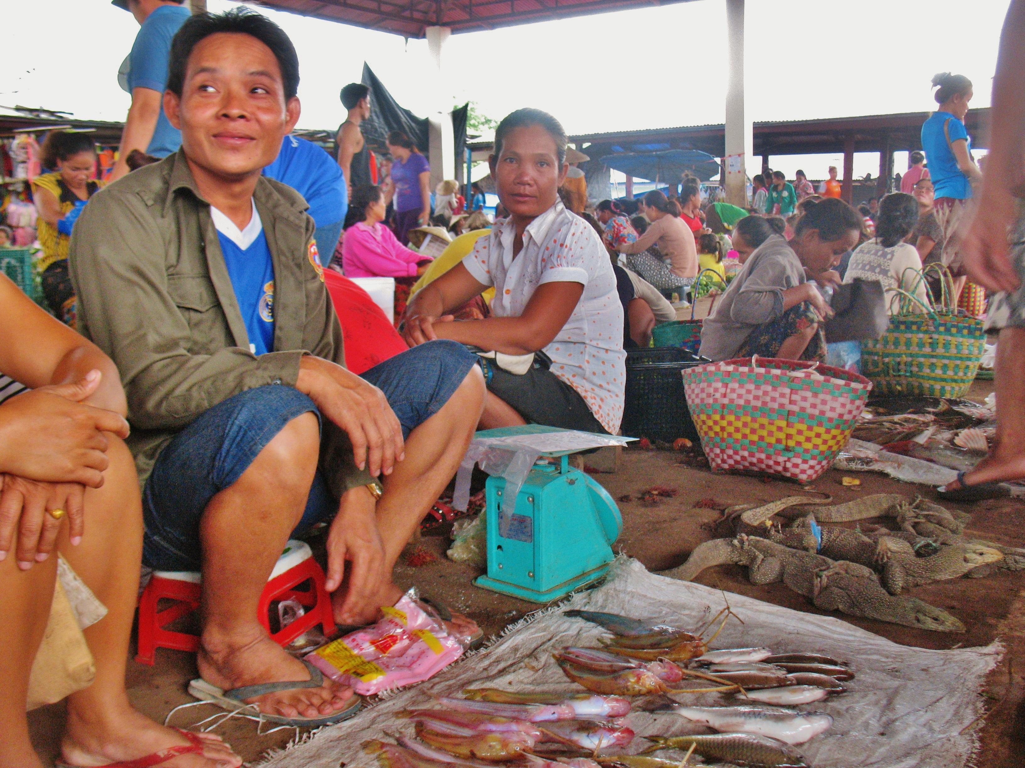 Visit South Laos