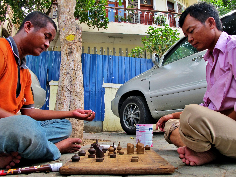 asian streets activities