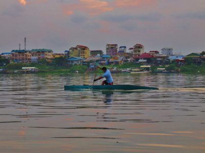 Phnom Penh rivers