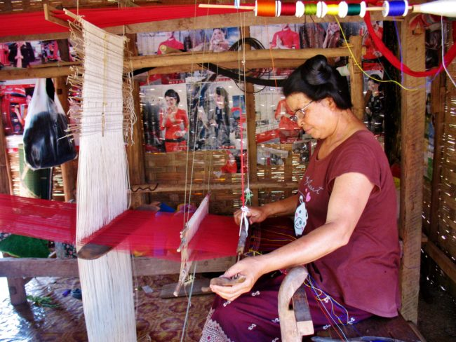 Khmer sustainable fashion in Phnom Penh